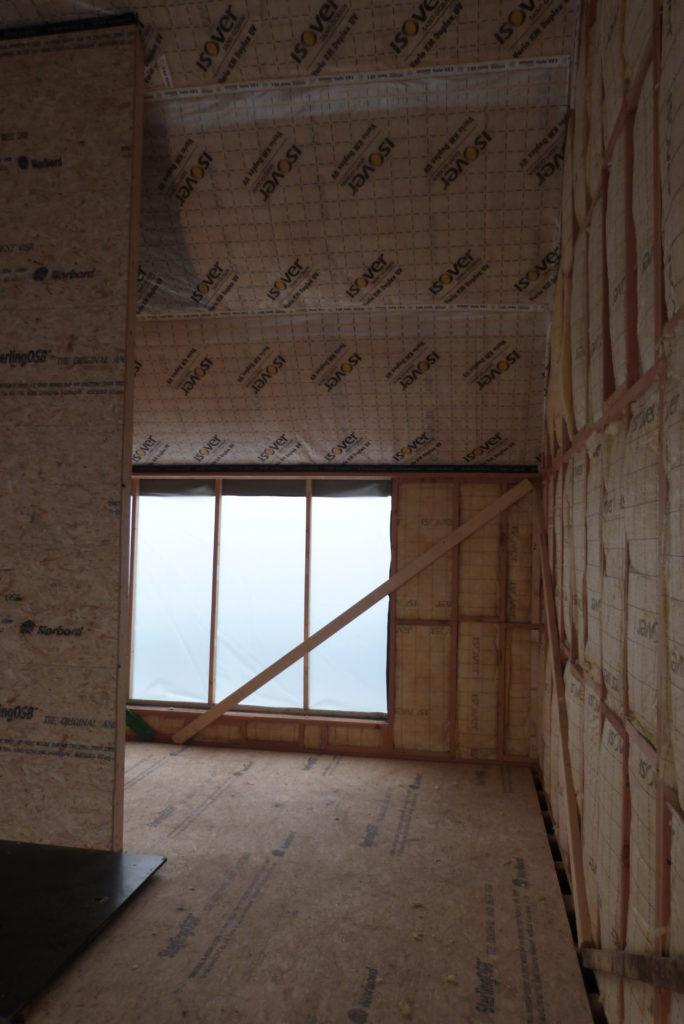 Nieuwbouw houtskelet